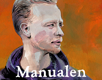 Podcast Cover - Manualen