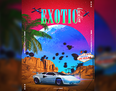 EXOTIC VACATION// ITZAMEPRAT