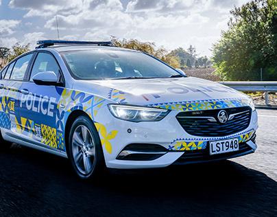 New Zealand Police - Pasifika Patrol Va'a