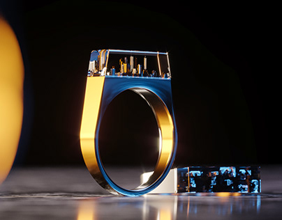 """Concept """"Ring City"""""""