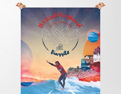 Fédération française de surf Identity