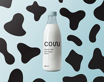 Cow - Branding