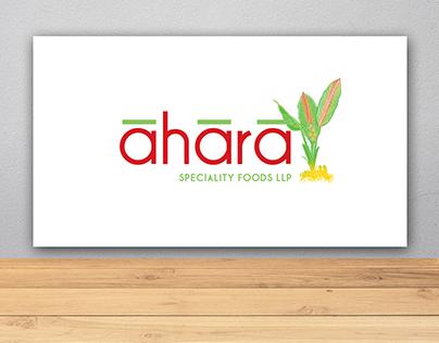Ahara Logo