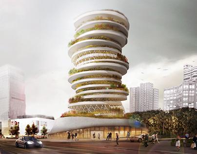 vertical urban farming