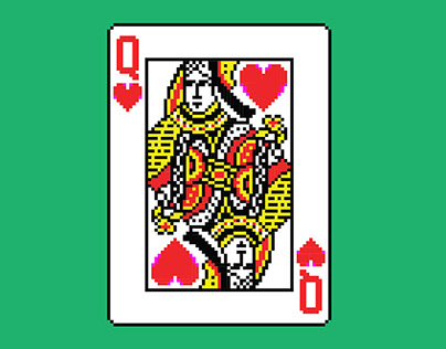 Microsoft Solitaire cards
