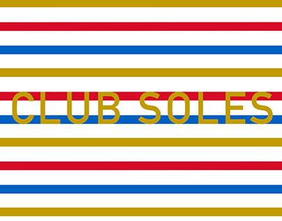 Logo y poster Club Soles