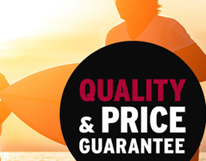 Campaign for Quality & Price Guarantee.