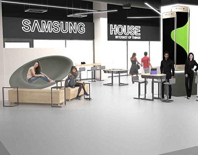 Milano Samsung Store in Mediamarkt