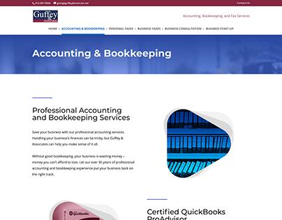 Guffey and Associates Website