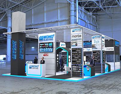 Exhibition Stand // Mono Electric