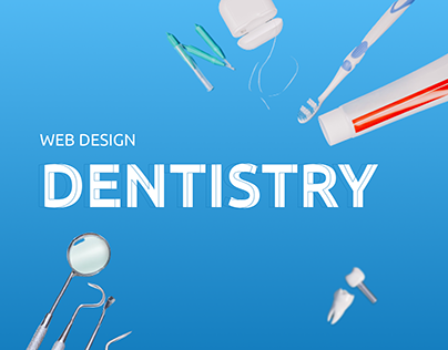 Dentistry multi-page site