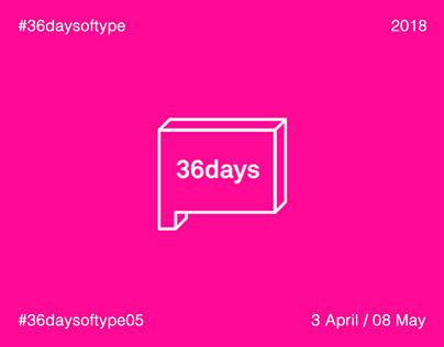 36 days of type 05