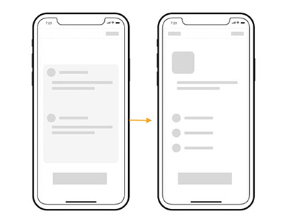 Mid-Wireframe for on-boarding App
