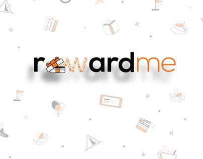 RewardMe Brand Design
