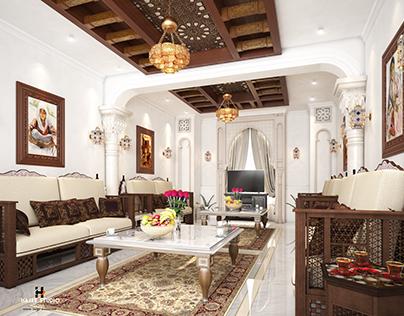 "Moroccan Majlis "" Qatar"""