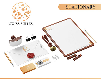 Swiss Suites Stationary