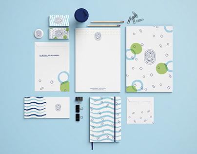 La Botica del Marinero - Brand design