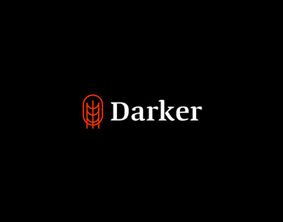 Darker - Brand identity / packaging