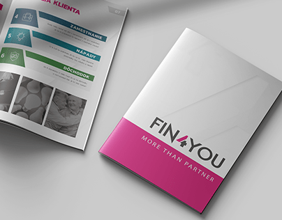 Company brochure for Fin4You