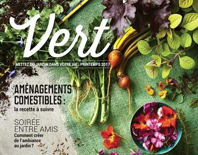 Magazine VERT pour la FIHOQ
