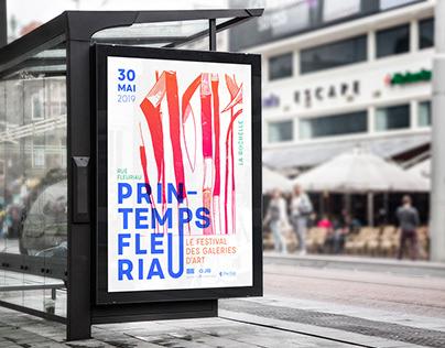 """Festival """"Printemps Fleuriau"""""""