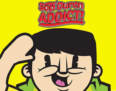Sop Duren Addict's visual attribute