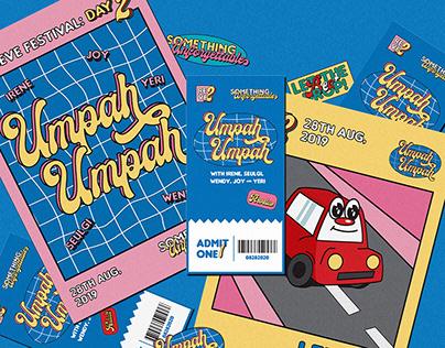 THE REVE FESTIVAL DAY2: UMPAH UMPAH   cover artworks.