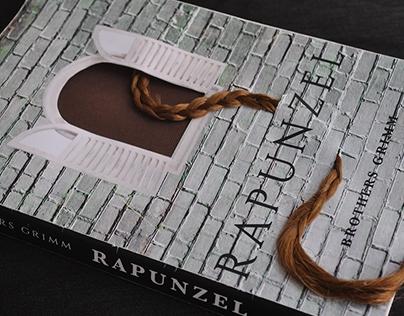Rapunzel - Book Cover Designing
