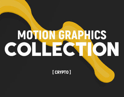 Motion Graphics Collection: Crypto Currency l