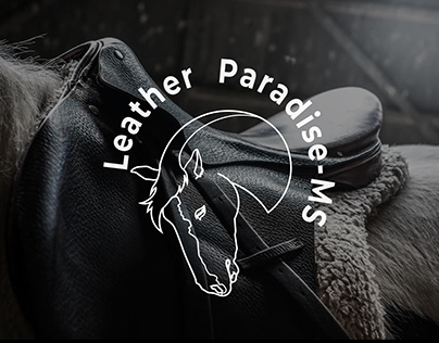Logo design - Leather Paradise - MS