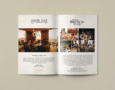 Brochure | Food & Beverage