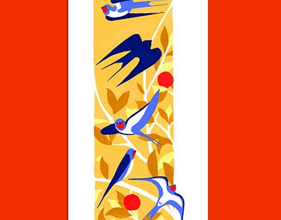 HIRONDELLE- VANGART