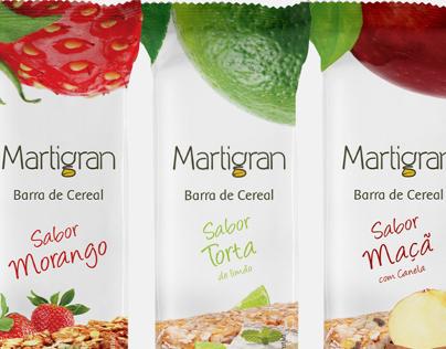 Martigran Cereal Bar