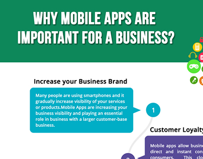 Why mobile apps are important for a business?