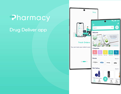 Pharmacy Delivery App