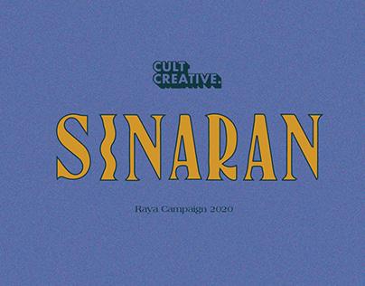 CULT CREATIVE: Raya Campaign 2020 (SINARAN)