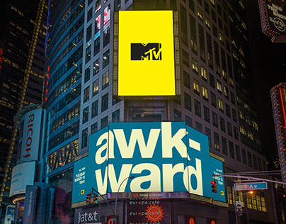 MTV – Times Square Digital Billboards