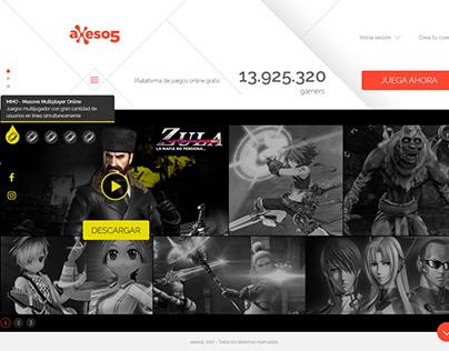 axeso5 website