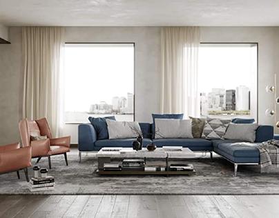 Alberso Sofa