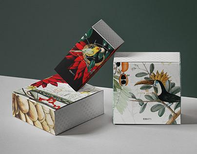 Packaging Sleeves Amazonia Ecoarts