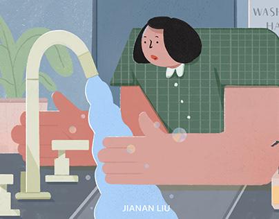 Wash Your Handsa