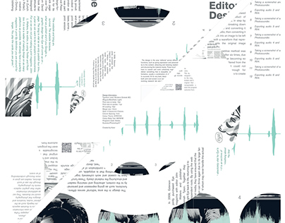 Broadsheet Design 'What is Research?'