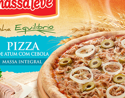Massa Leve | Pizza Integral