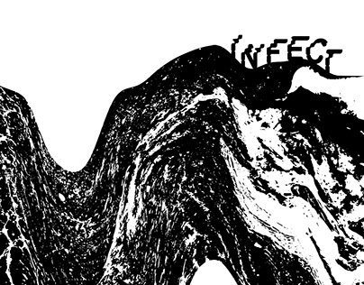 Infect—Typeface design