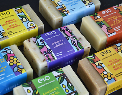 Elo Soaps | Main Packaging