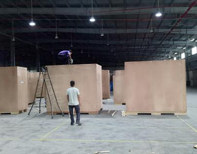 Dịch vụ đóng thùng gỗ tại Thái Nguyên