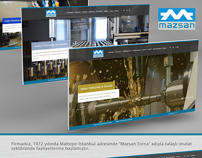 Mazsan Web Design