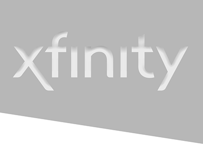 Xfinity Brochure Design