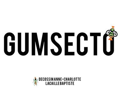 Gumsecto, le bonbon aux insectes