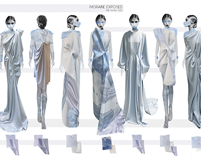 Moraine Exposed FW20 Collection: CFDA National Finalist